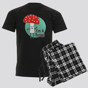 I'm A Fungi Men's Dark Pajamas