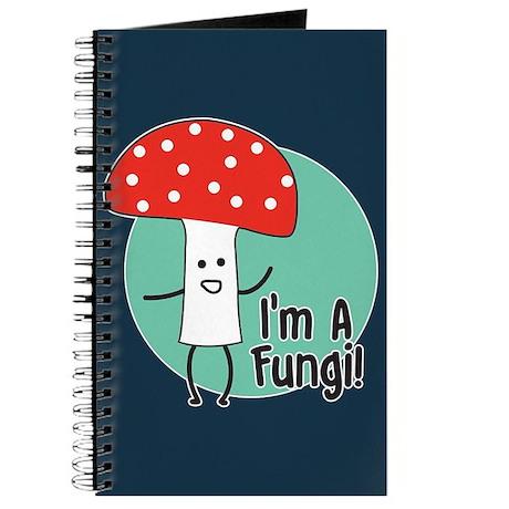 I'm a Fungi Journal