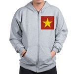 People's Republic of China Zip Hoodie