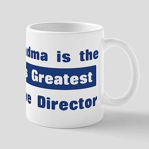 Grandma is Greatest Executive Mug
