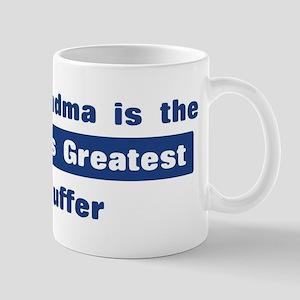 Grandma is Greatest Fluffer Mug