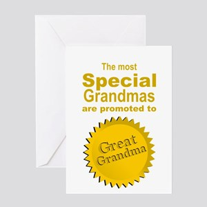 Great Grandma Greeting Card