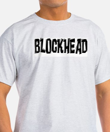 Cute Blockhead T-Shirt
