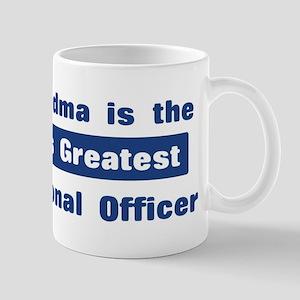 Grandma is Greatest Correctio Mug