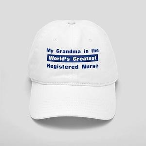 Grandma is Greatest Registere Cap