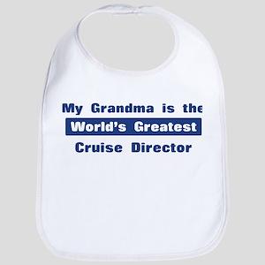 Grandma is Greatest Cruise Di Bib