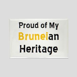 bruneian heritage Rectangle Magnet