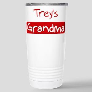 Treys Grandma Stainless Steel Travel Mug