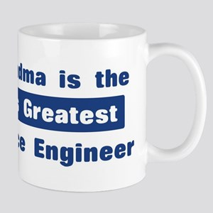Grandma is Greatest Aerospace Mug