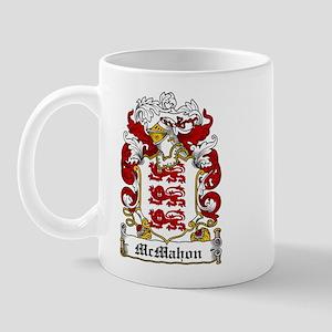 McMahon Coat of Arms Mug