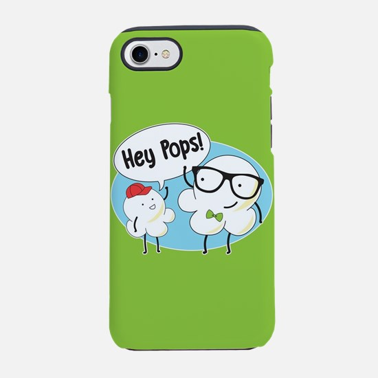Hey Pops iPhone 7 Tough Case