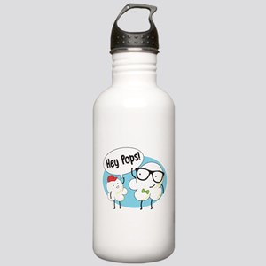 Hey Pops Stainless Water Bottle 1.0L