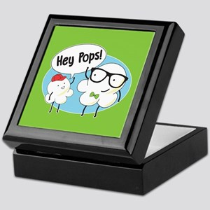 Hey Pops Keepsake Box
