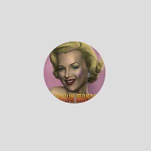 Marilyn shop 001 Mini Button