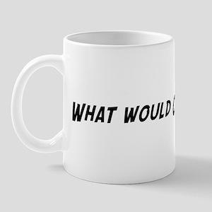 What would Columbus do? Mug