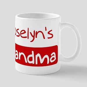 Roselyns Grandma Mug