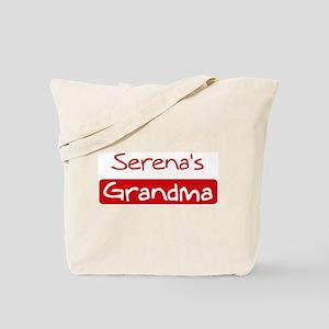 Serenas Grandma Tote Bag