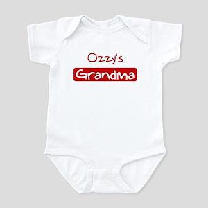 Ozzys Grandma Infant Bodysuit