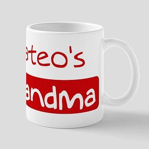 Mateos Grandma Mug