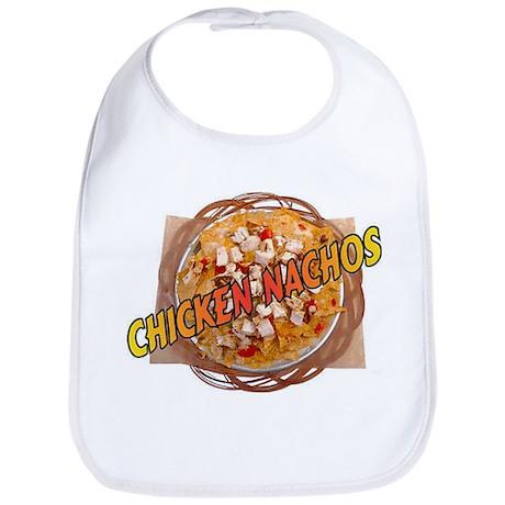 Chicken Nachos Bib