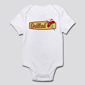 Grilled Food Infant Bodysuit