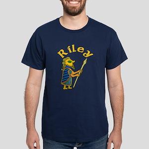 Riley Celtic Warrior Design Dark T-Shirt
