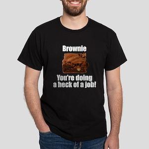 BROWNIE Black T-Shirt