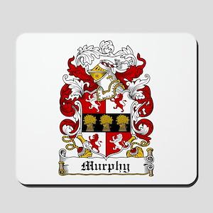 Murphy Coat of Arms Mousepad