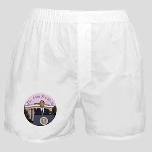 Obama: The 44th President Boxer Shorts