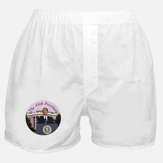 Obama: The 44th President Boxer Shorts