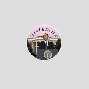 Obama: The 44th President Mini Button