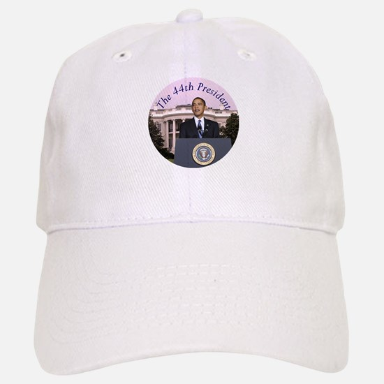 Obama: The 44th President Baseball Baseball Cap