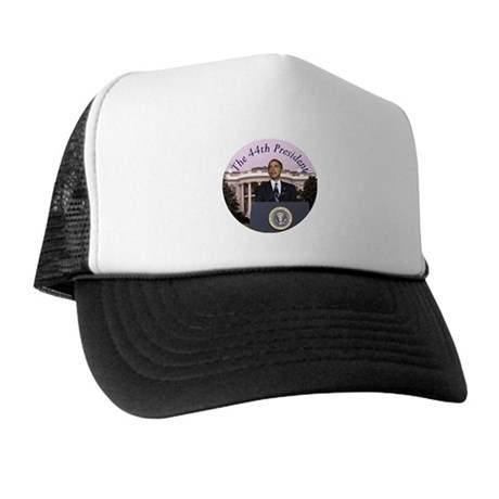 Obama: The 44th President Trucker Hat