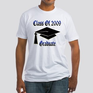 Class Of 2009 Graduate Fitted T-Shirt