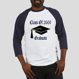 Class Of 2009 Graduate Baseball Jersey