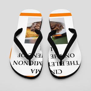cinema Flip Flops