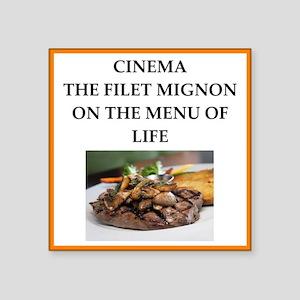 cinema Sticker