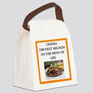 cinema Canvas Lunch Bag