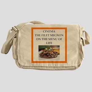 cinema Messenger Bag