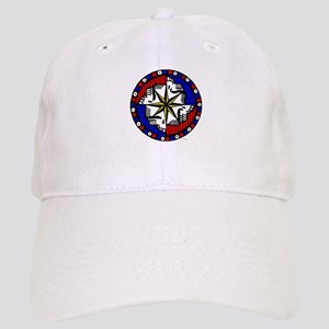 Grateful Dead Compass Cap
