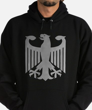 German Eagle Hoodie (dark)