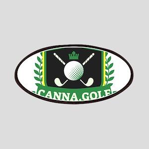 Canna Golf Patch