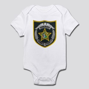 Orange County Sheriff Infant Bodysuit
