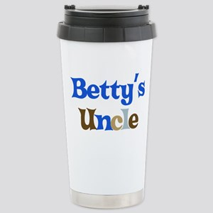 Betty's Uncle Stainless Steel Travel Mug