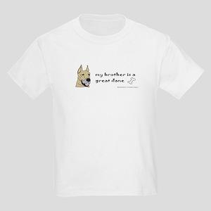 great dane gifts Kids Light T-Shirt