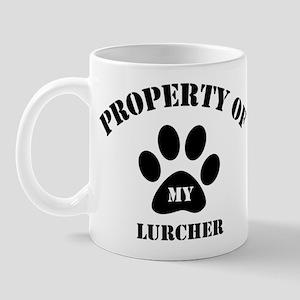 My Lurcher Mug