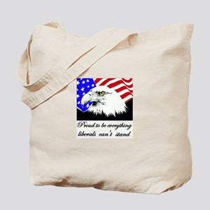 Proud to be everything libera Tote Bag