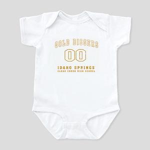 Gold Diggers Infant Creeper