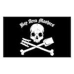 Pirate Sticker (10 pk)