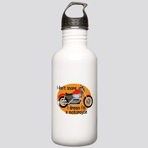 I Dream I'm A Motorcyl Stainless Water Bottle 1.0L